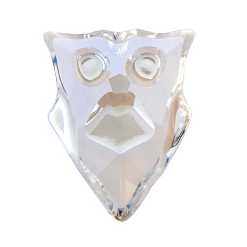 CH1870 Olive the Owl Crystal Moonlight Swarovski Figurine V3 copy